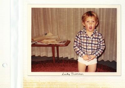 LUCKY TRIMMER #18